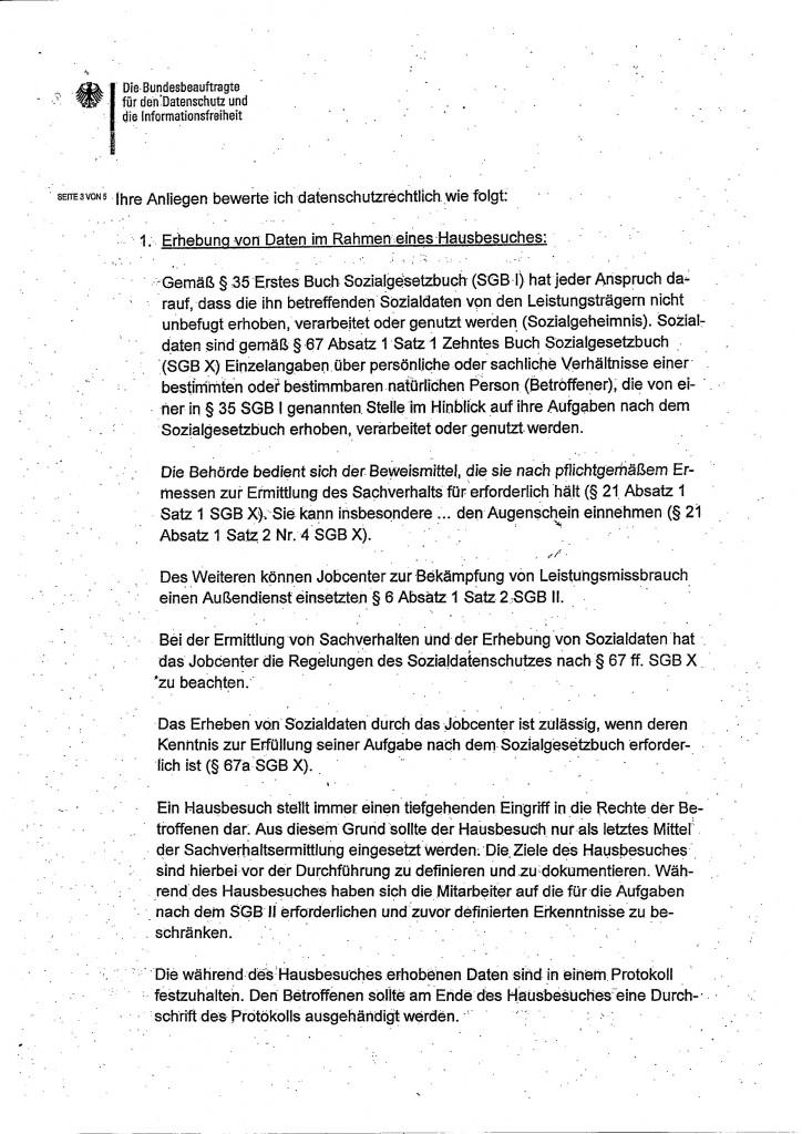 Schreiben Bundesdatenschutzbeauftragter0003